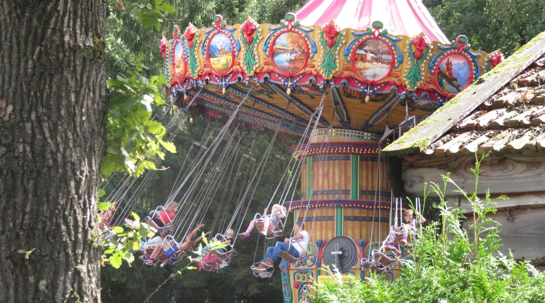 Drouwenerzand Attractiepark Vakantiepark Drenthe