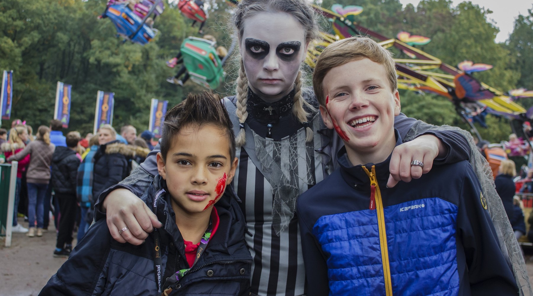 Halloween Pretparken Nederland.Drouwenerzand Attractiepark Vakantiepark Drenthe